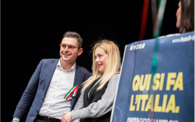 Gestione post terremoto sconfitta per il Governo – Giorgia Meloni ad Ascoli Piceno