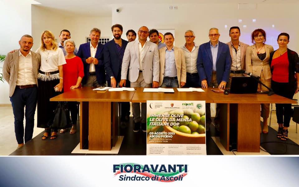 Immense olive – Le olive da mensa italiane DOP