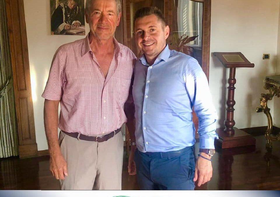 Incontro con Guido Bertolaso