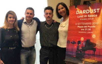 Conferenza stampa Dardust Lost in Space – Dario Faini