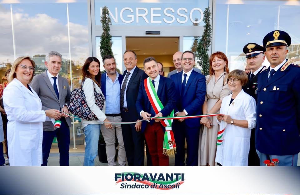 Inaugurazione nuova Farmacia Comunale 1