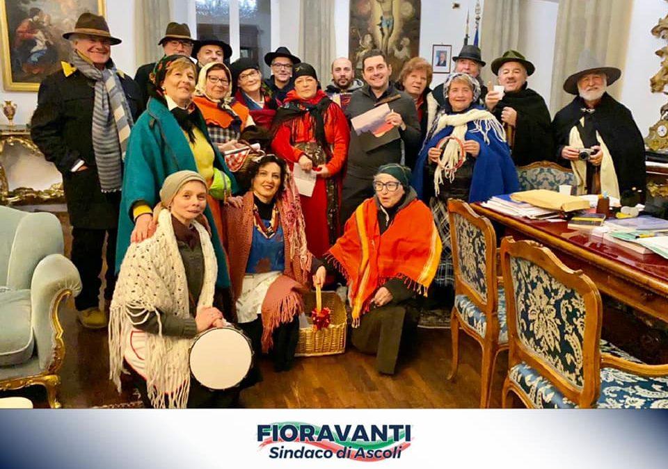 """I canti tradizionali della """"Pasquella"""""""