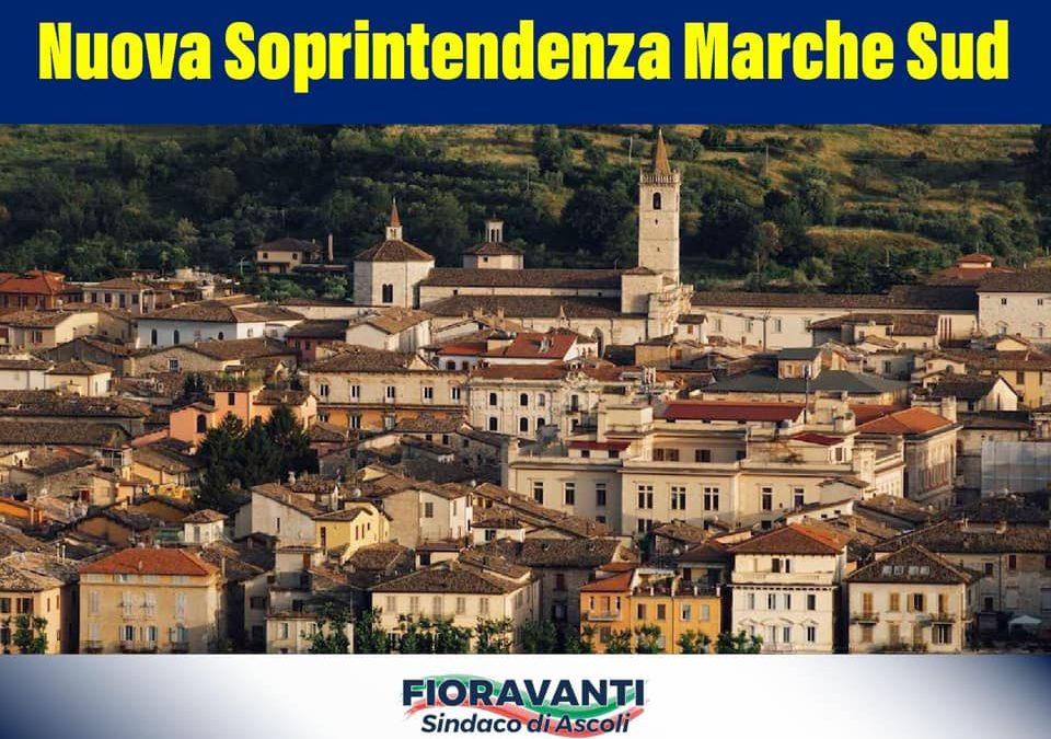 Soprintendenza Marche Sud, uniti per il territorio!