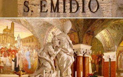 Consegna delle chiavi della nostra città al nostro Santo Patrono Sant'Emidio