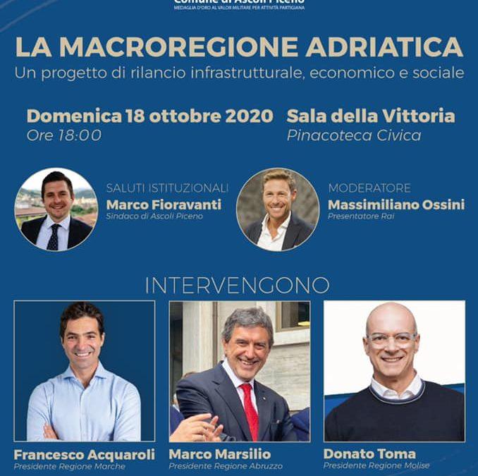 La Macroregione Adriatica