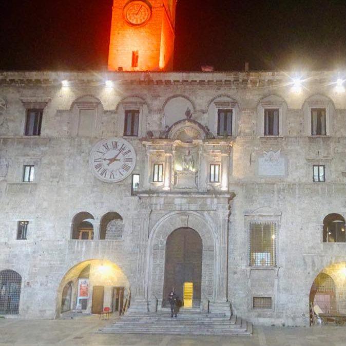 La città di Ascoli Piceno celebra la Giornata per la donazione e il trapianto di organi