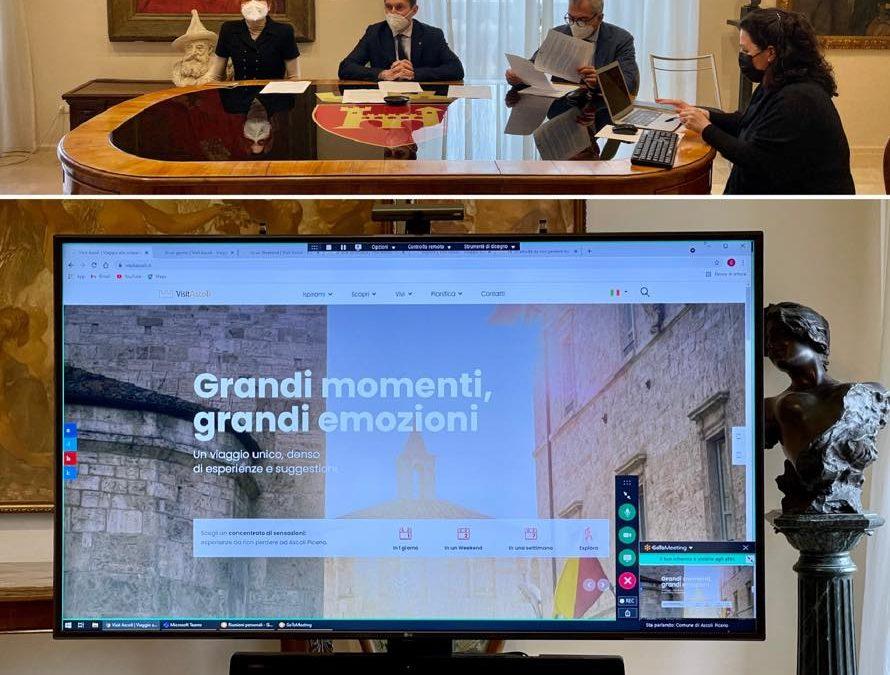 Presentato il nuovo portale turistico Visitascoli.it