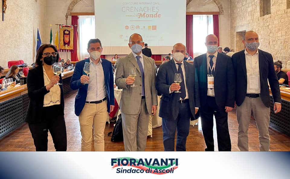 """Ascoli Piceno capitale del """"Grenache""""!"""
