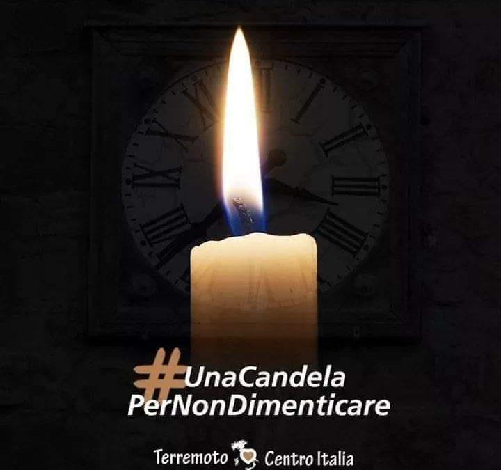 Ore 3:36. La terra trema, la vita di tante persone del centro Italia cambia per sempre.