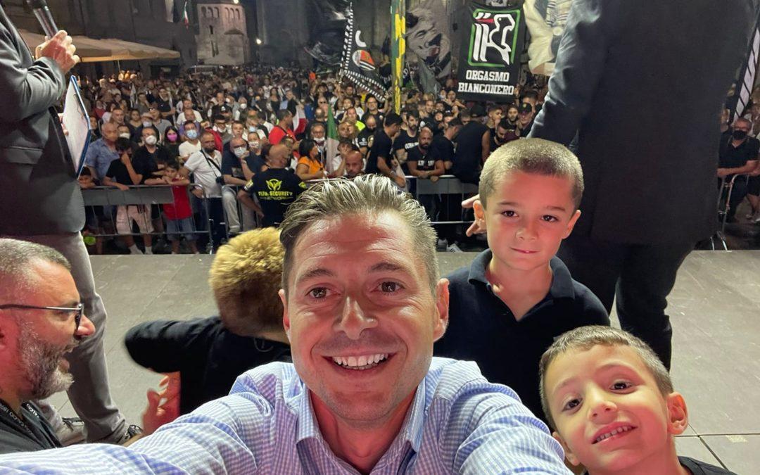 La Festa del Picchio in piazza Arringo!