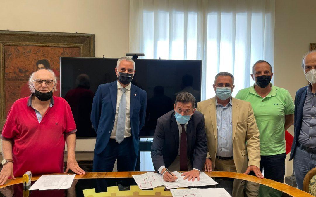 Firmata la transazione con l'Ascoli Calcio per i quattro appartamenti in corso Vittorio Emanuele!