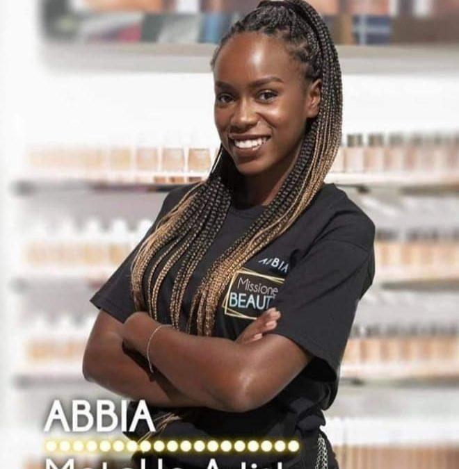 """In bocca al lupo ad Abbia Maswi, make-up artist ascolana che parteciperà al programma di Rai 2 """"Missione Beauty""""!"""